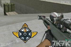 《名枪之巴雷特》游戏画面3