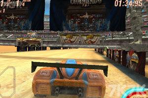 《3D超级跑车》游戏画面5