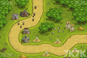 《皇家守卫军1.081中文无敌版》游戏画面2