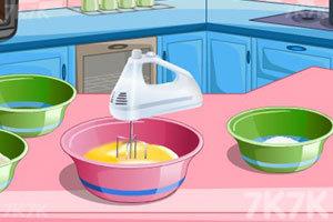 《制作柠檬蛋糕》游戏画面3