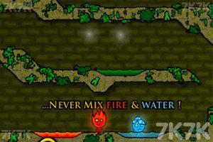 《森林冰火人》游戲畫面4