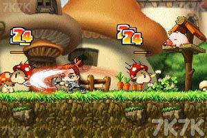 《冒险王之精灵物语无敌速升版》游戏画面7