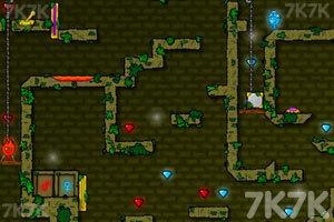 《森林冰火人无敌版》游戏画面7