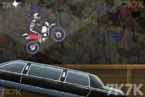 《特技摩托》游戏画面9