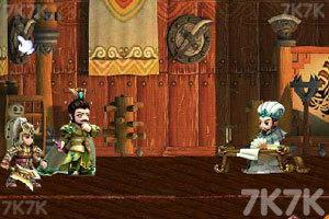 《三国英雄传》游戏画面2