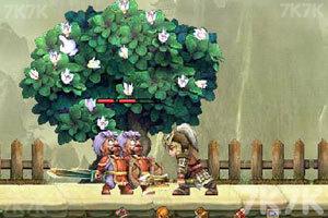 《三国英雄传》游戏画面4