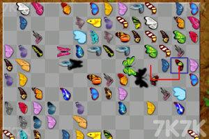 《蝴蝶连连看》游戏画面4