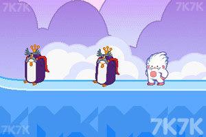 《捣蛋小雪怪》游戏画面4