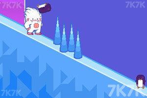 《捣蛋小雪怪》游戏画面10