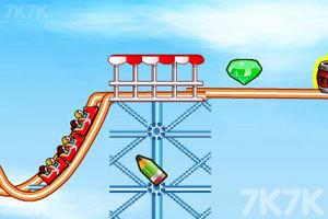 《疯狂过山车2》游戏画面7