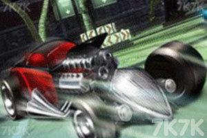 《烈焰赛车》游戏画面1