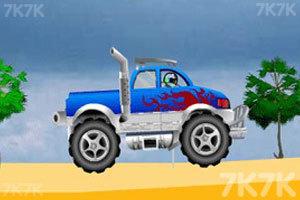 《越野四驱车》游戏画面1