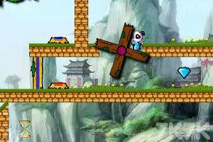 《冰火熊猫大冒险2无敌版》游戏画面5
