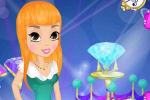 《钻石般的女孩》游戏画面1