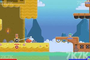 《海盗军团抢宝藏》游戏画面2