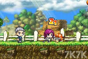 《冒险王之神兵传奇终极无敌速升版》游戏画面6