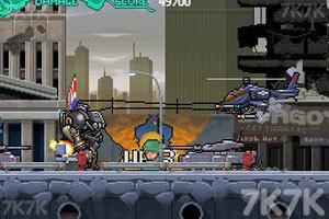 《疯狂机械人2》游戏画面6