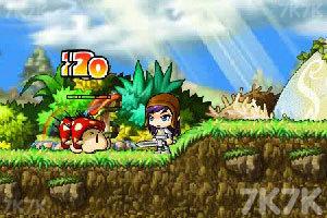 《冒險王之神兵傳奇幸運無敵版》游戲畫面9
