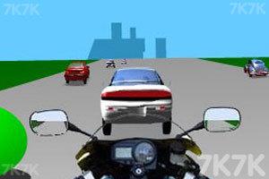 《街机摩托》游戏画面1