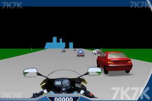 《街机摩托》游戏画面2
