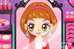 《阿sue化妆间》游戏画面1