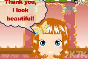 《小美眉做发型2》截图9