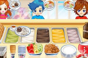 《阿Sue冰淇淋店》游戏画面8