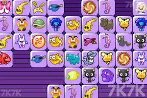 《宠物连连看特别版》游戏画面8