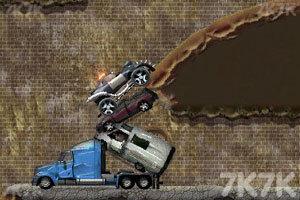 《地狱警车》游戏画面9