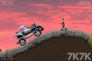 《地狱警车》游戏画面1