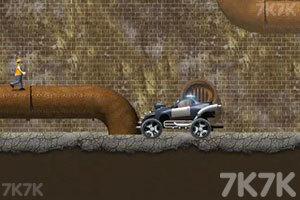 《地狱警车》游戏画面8