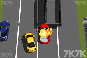 《疯狂公路汽车赛》游戏画面4