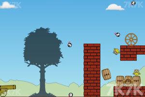 《大炮轰小人》游戏画面5