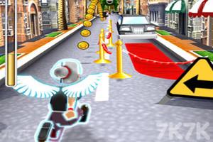 《愤怒奶奶玩跑酷2》游戏画面3