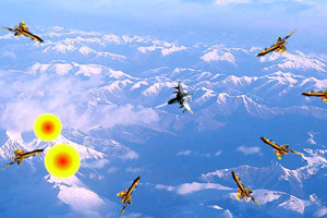 《高空对决》游戏画面1