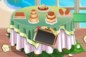 《清凉夏日蛋糕》游戏画面1