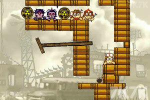 《大炮轰小人3》游戏画面6