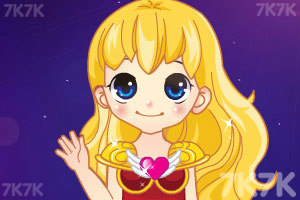 《卡通美少女》游戏画面5