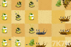 《植物大战沙暴》游戏画面5