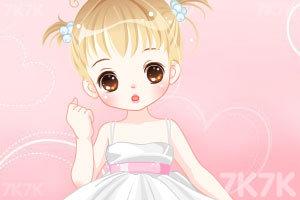 《甜心小公主》游戏画面2