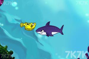 《饥饿的鲨鱼》游戏画面7