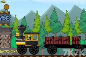 《装卸运煤火车》游戏画面8