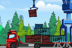 《装卸运煤火车》游戏画面9