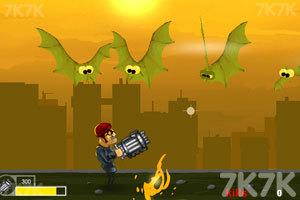 《光头杀菌2变态版》游戏画面1