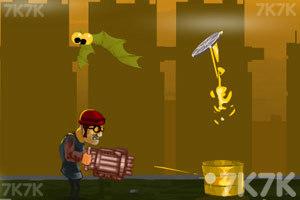 《光头杀菌2变态版》游戏画面3
