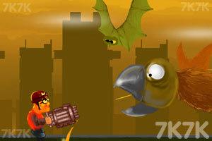 《光头杀菌2变态版》游戏画面4