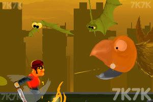 《光头杀菌2变态版》游戏画面5