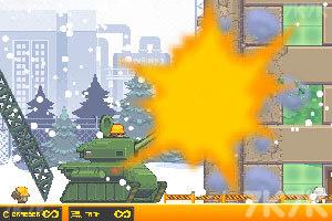 《超级碎石4无敌版》游戏画面1