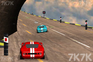 《极限赛道大挑战》游戏画面2