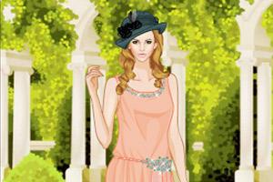 《修身长裙》游戏画面1